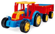 Изображение Wader трактор с прицепом Art. 66100
