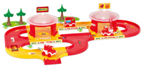 """Picture of PLAY TRACK """"FIRE STATION"""""""