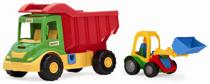 Attēls Wader kravas mašīna ar iekrāvēju Art. 32210