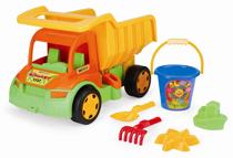 Изображение Wader грузовик с набором для песка Art. 65002