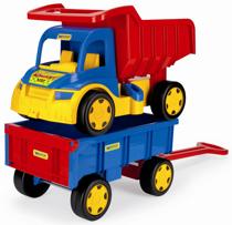 Attēls Wader kravas mašīna ar piekabi Art. 65100