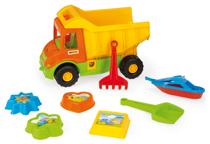 Изображение Wader грузовик с набором для песка Art. 70300