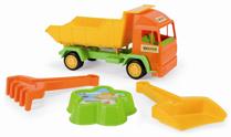 Изображение Wader грузовик с набором для песка Art. 70351
