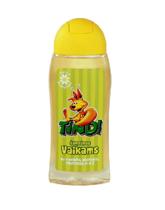 Изображение TINDI детский шампунь c экстрактом календулы и витаминами А и Е