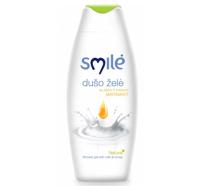 Изображение SMILĖ гель для душа с молоком и медом