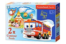 Attēls Castorland puzle Art. B-020058