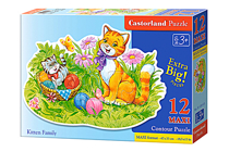 Picture of Castorland puzle Art. B-120123