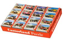 Attēls Castorland puzle Art. Mini 54M