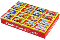 Attēls Castorland puzle Art. Mini 54BP