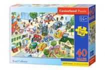 Attēls Castorland puzle Art. B-040100