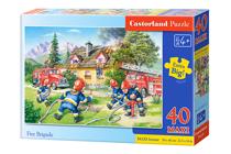 Attēls Castorland puzle Art. B-040025
