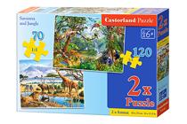 Attēls Castorland puzle Art. B-021031