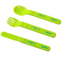 Изображение BabyOno ложка, вилка и нож Art. 248