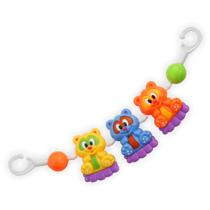 Изображение Baby Mix погремушка для коляски Art. 161-164P