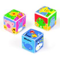 Изображение Baby Mix кубики для ванной Art. GS-102S