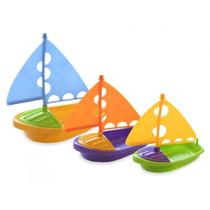 Изображение Baby Mix кораблики для ванной Art. S195BC