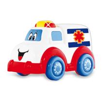 Изображение Baby Mix машина скорой помощи Art. PL369155