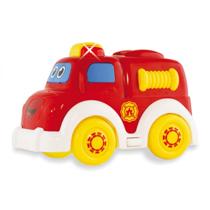 Attēls Baby Mix ugunsdzēsēju mašīna Art. PL369156