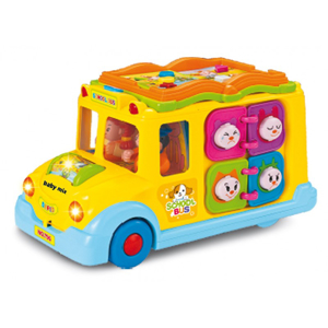 Picture of Baby Mix autobuss Art. PL-103446
