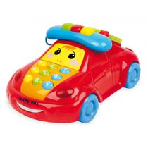 Изображение Baby Mix машина-телефон Art. PL-352770