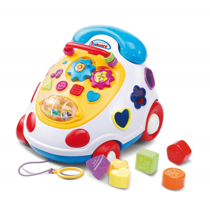 Изображение Baby Mix машина-телефон Art. PL-215203
