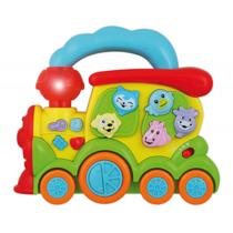 Attēls Baby Mix vilciens Art. PL-310576