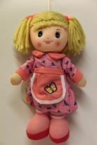 Изображение Тряпичная кукла