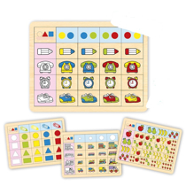 Picture of Set logic game 1 (4 units)