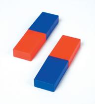 Attēls Standarta taisnstūra magnēti (2 gab)