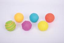 Изображение Сенсорные тактильные мячики (6 шт)