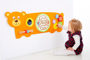 Picture of Activity Wall Panel - Bear