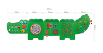 Picture of Activity Wall Panels - Crocodile