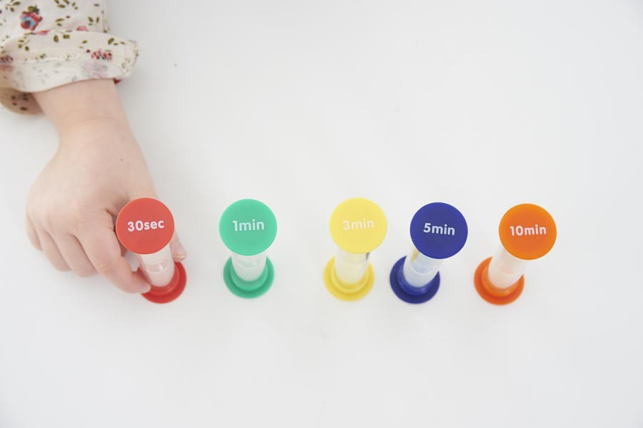 Picture of Midi Sand Timers - Pk5