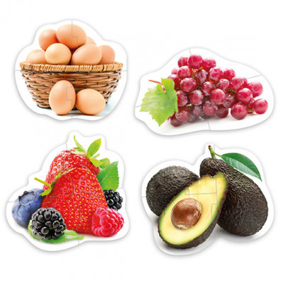 Picture of Maxi puzzles - healthy food
